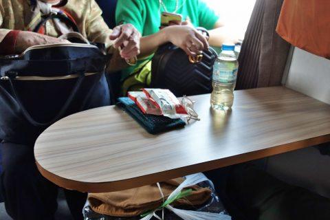 お見合い席/ベトナム鉄道
