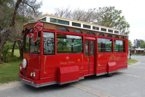 ブセナ海中公園循環バス