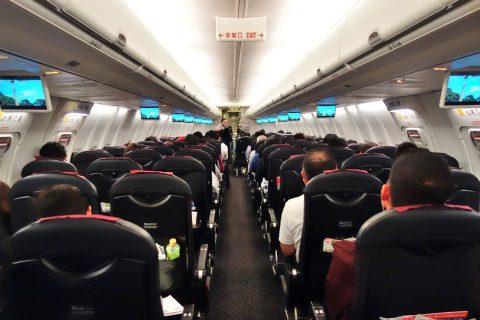 JALの空席率