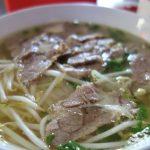 Cơm Việt Namでフォーを食す/ジョセフ大聖堂そばの大衆食堂