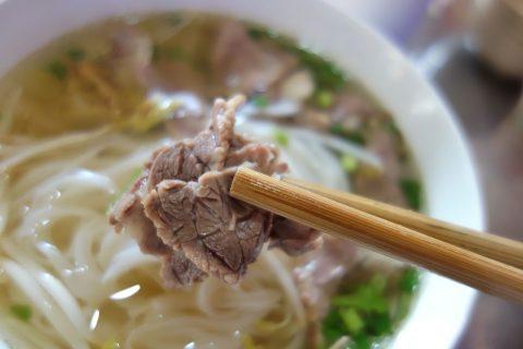 フォーの牛肉/com-viet-nam