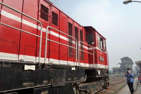 ベトナム鉄道の機関車