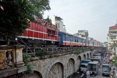 客車/ベトナム鉄道