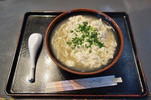 ゆし豆腐そば/ハイウェイ食堂