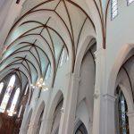 ハノイ大教会(聖ジョセフ大聖堂)アジアとは思えない壮大な景観!