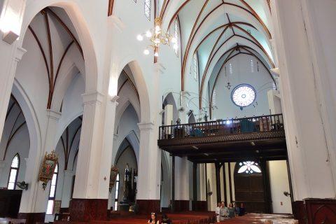 ハノイ大教会のオルガン