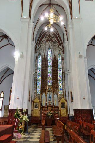 聖母マリア像/ハノイ大教会