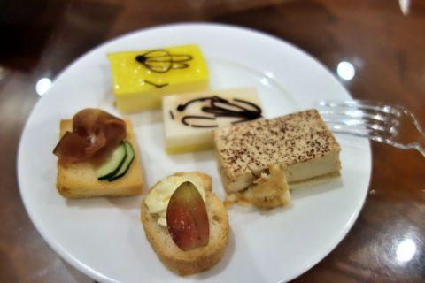 デザート/nia-business-lounge