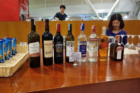 ワインの銘柄/nia-business-lounge