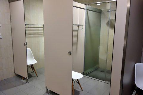 シャワーブース/nia-business-lounge