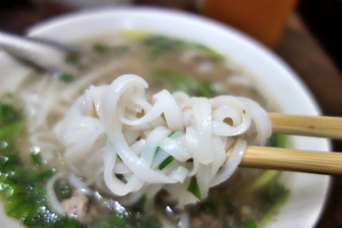 フォーの麺/pho-gia-truyen