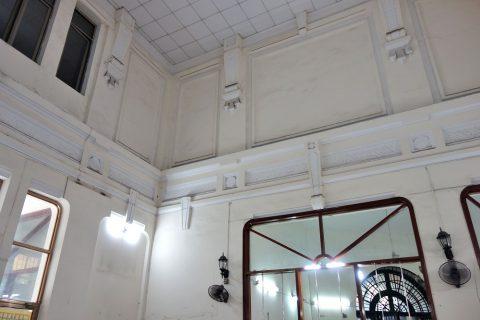 ハイフォン郵便局の内装