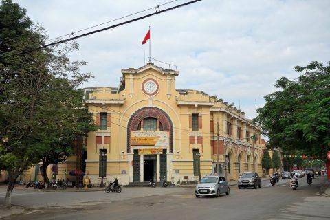 ハイフォン中央郵便局