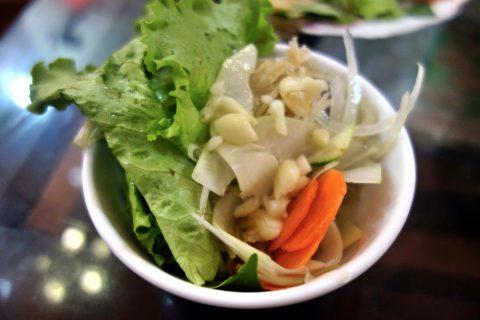 スープと野菜/quanbacu-haiphong