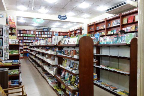 ハノイの書店