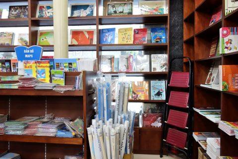 音楽書/ハノイの書店