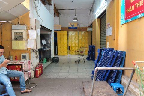 スーパーのロッカー/ベトナム