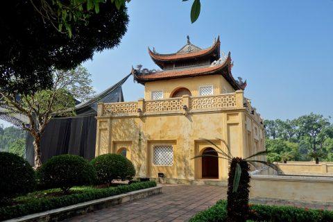 端門/タンロン遺跡/ベトナム