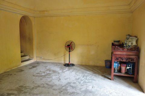 後楼の部屋/タンロン遺跡