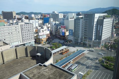 景色/ホテルクレメント徳島
