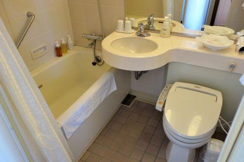 バスルーム/ホテルクレメント徳島