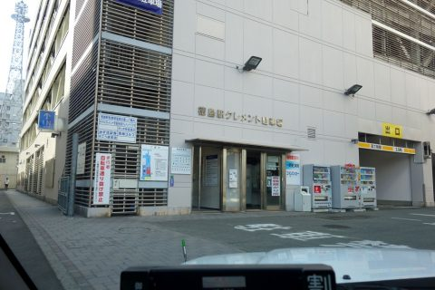 ホテルクレメント徳島駐車場