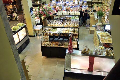 madame-huong-hanoi店舗の1階