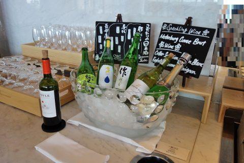 日本酒/成田空港サクララウンジ