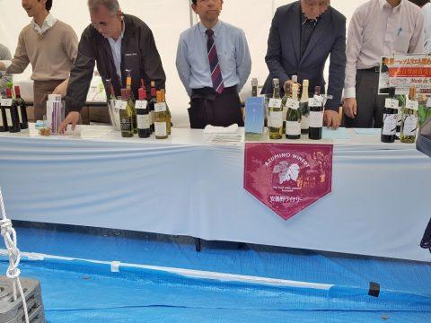 ワインの種類/日本ワイン祭