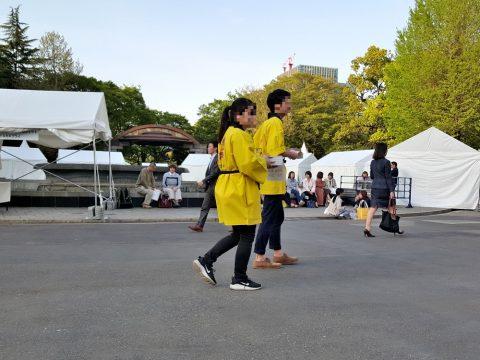 日本ワイン祭スタッフ