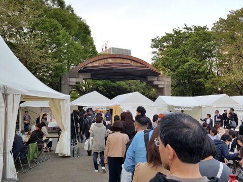 行列/日本ワイン祭