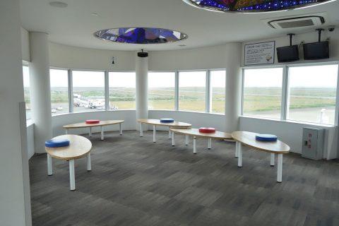 徳島空港展望スペース