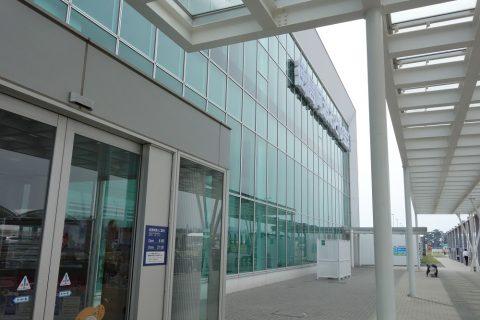 tokushima-airportターミナルビル