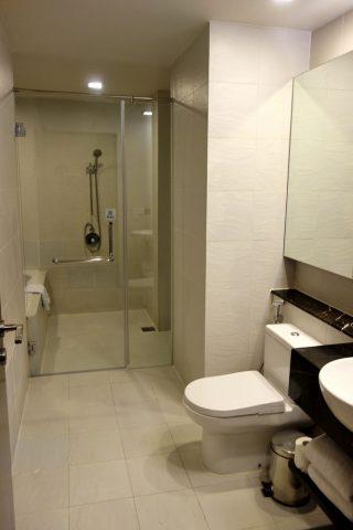 PARKROYAL-Serviced-Suites-KualaLumpur/バスルーム