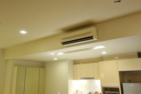 PARKROYAL-Serviced-Suites-KualaLumpur/エアコン