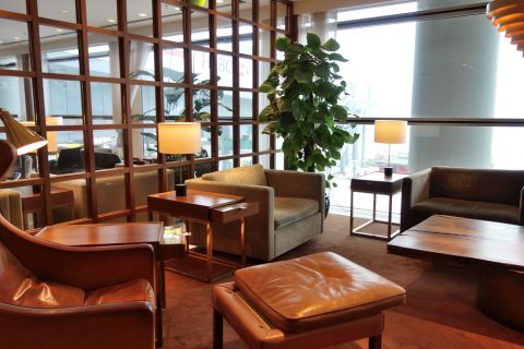 The-Pier-First-Class-Loungeのデザイン