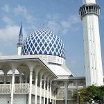 《ブルーモスク》ガイドツアーについて詳しく!アクセスと参加方法/マレーシア