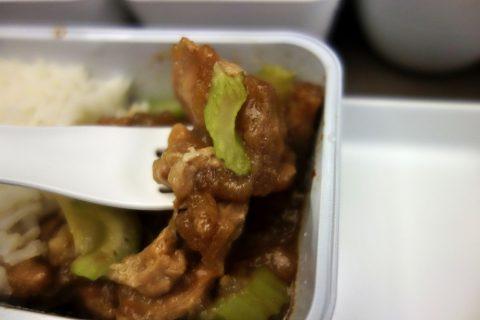 cathay-dragon/機内食の味