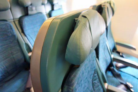 シェル型シート/キャセイパシフィック航空