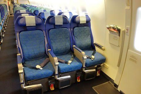 非常口座席/キャセイパシフィック航空