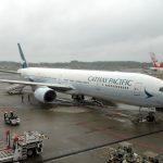 キャセイパシフィック航空/JAL上級会員への対応が凄い!NRT~HKG搭乗記