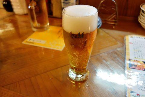 ビール/屋台おかもと