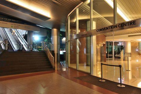 コンベンションセンター入口/マレーシア