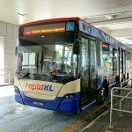 シャーアラムへのアクセスとRapid KLバスの乗り方/クアラルンプール