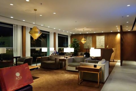 the-pier-firstclass-lounge/夜の混雑