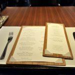 THE WING First のレストラン THE HAVEN/メニューと食レポ!香港国際空港