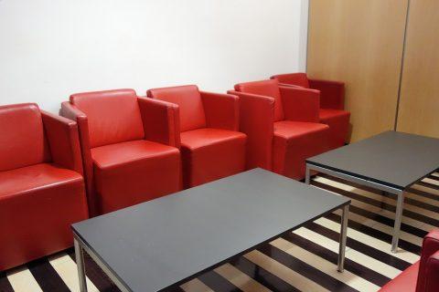 DB-loungeのシート