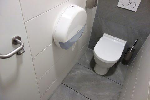 DB-loungeのトイレ
