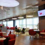 ウィーン国際空港オーストリア航空ラウンジ/Businessは格下扱い?
