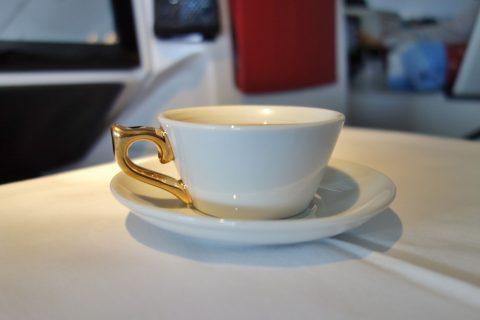コーヒーカップ/オーストリア航空ビジネスクラス